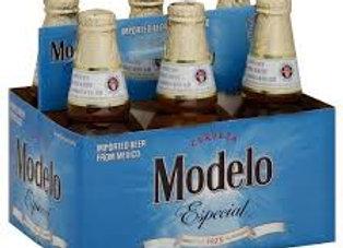 Modelo Especial 6pk Bottles
