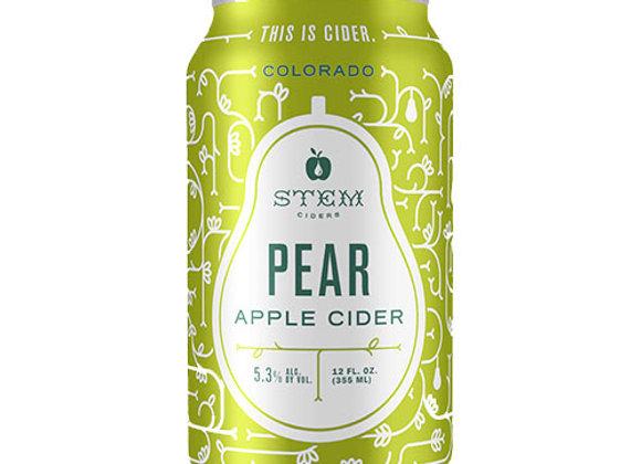Stem Pear Cider