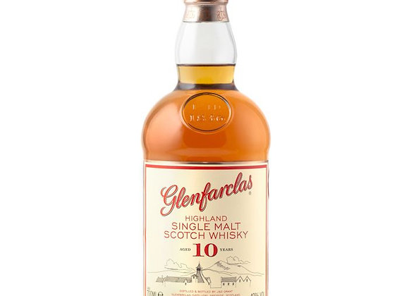 Glenfarclas 12 Year Scotch