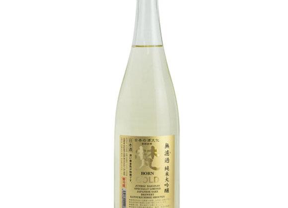 Born Gold Junmai (720ml)