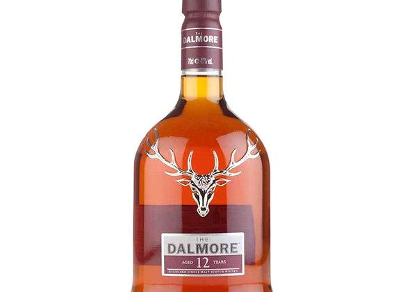 Dalmore 12 Year Scotch
