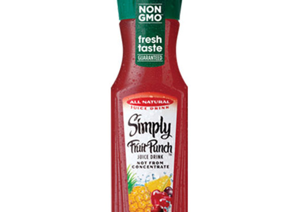 Simply Fruit Punch