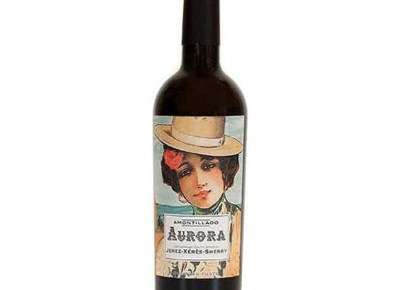 Aurora Amontillado Sherry 500ml