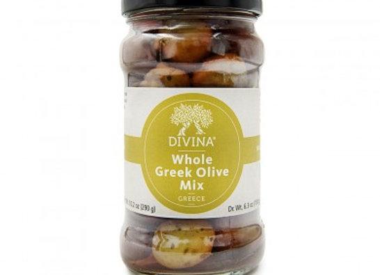 Divina Greek Olive Mix