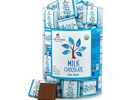 Lake Champlain Milk Chocolate Square