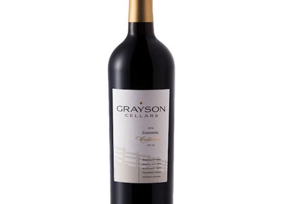 Grayson Cellars Zinfandel 2018