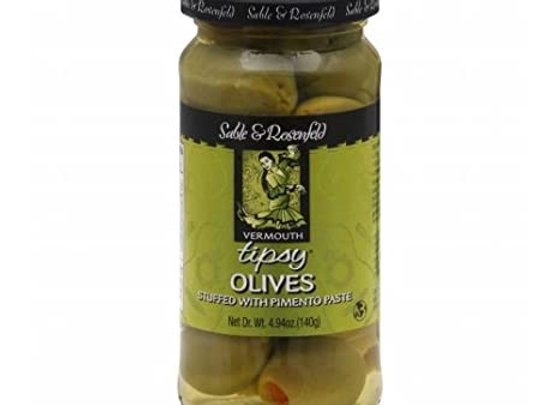 Sable & Rosenfeld Tipsy Olives