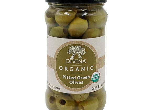 Divina Green Olives