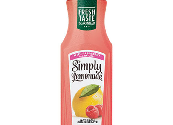 Simply Raspberry Lemonade