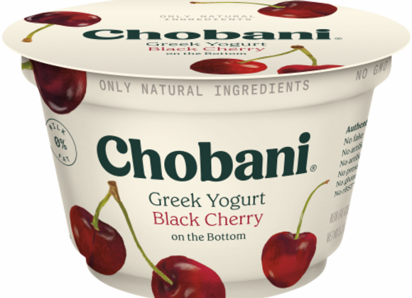 Chobani Black Cherry
