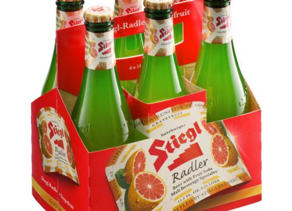 Stiegl Radler Grapefruit 6pk Bottle