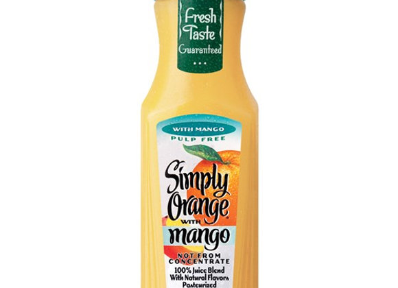 Simply Orange Mango