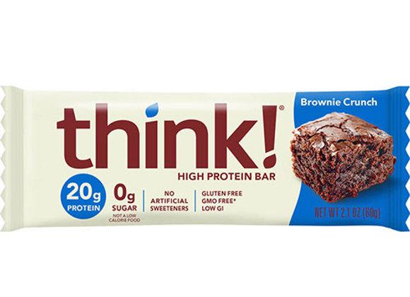 Think Brownie Crunch