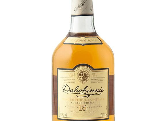 Dalwhinnie 15 Year Scotch