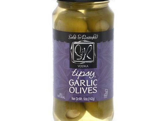 Sable & Rosenfeld Tipsy Garlic