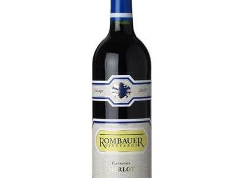 Rombauer Merlot 15