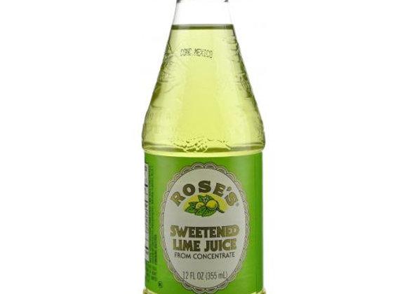 Rose's Lime Juice 12oz