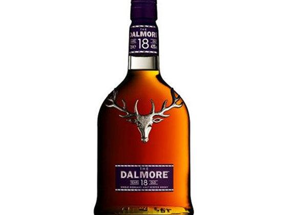 Dalmore 18 Year Scotch