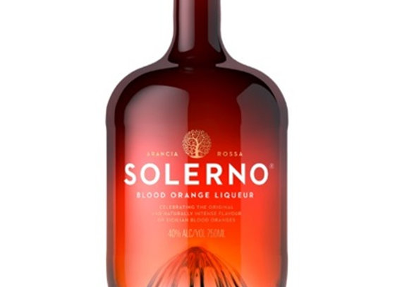 Solerno Blood Orange Liqueur