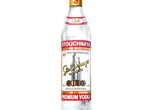 Stolichnaya Vodka 200ml