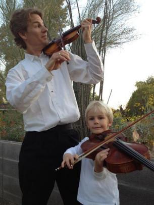 Mark Dix, viola