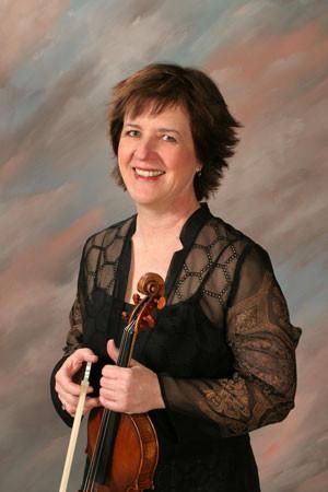 Jerilyn Jorgensen, Violinist