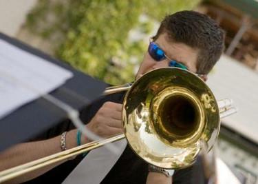 Daniel Watt, trombone