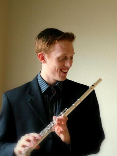 Aaron Perdue, flute