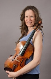 Shelly Tramposh, Violinist