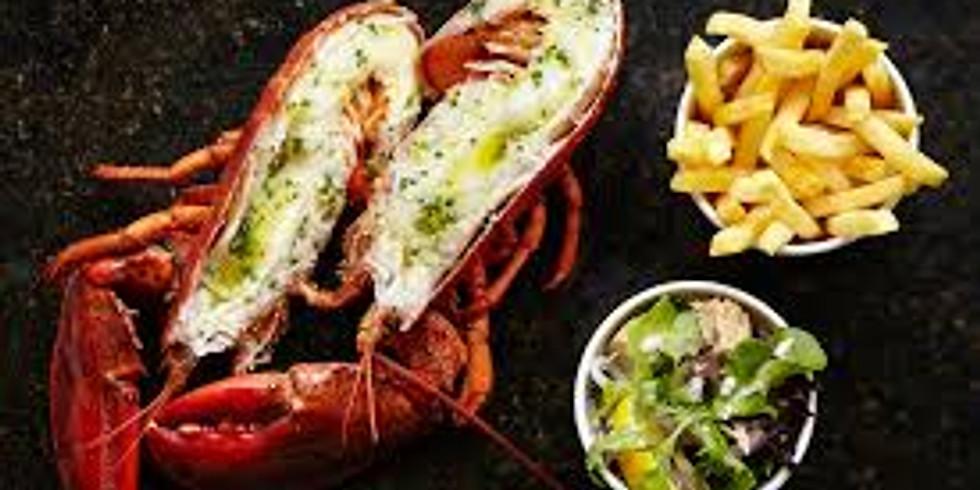 Steak & Lobster Night - Friday 13th August