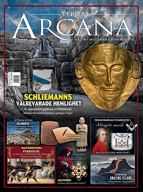 veritas arcana 3_2021 arkeologi