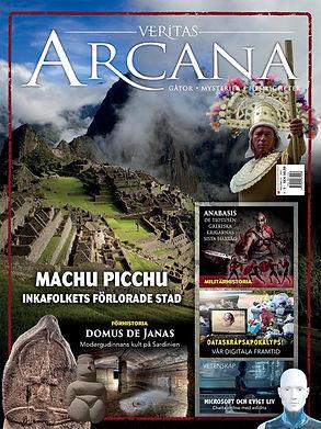 """I detta nummer tar vi upp Arkeologi: Inkafolkets guld och det gåtfulla Machu Picchu, den dolda staden. Miljö: Dataskräpsapokalyps! Informationslagring kan vara slutet för människan. Förhistoria på Sardinien: Domus de Janas och moder-gudinnans kult. Mysterier: Chimú-folkets """"telefon"""", en märklig upptäckt i Peru. Militärhistoria: Anabasis, De Tiotusen grekiska krigarnas sista härtåg. Vetenskap: Microsoft och evigt liv, chatta online med avlidna."""