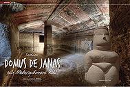 FÖRHISTORIA: SARDINIEN Domus de Janas och Modergudinnans kult