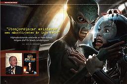 """konspirationsteorier: """"Utomjordingar existerar  men mänskligheten är inte redo!"""". Häpnadsväckande uttalande av Haim Eshed"""