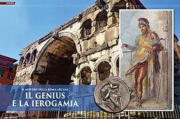 Alchimia: Il mistero della Roma arcana. Il genius e la ierogamia