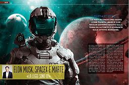 Spazio: Elon Musk, SpaceX e Marte: «la legge sono io!»