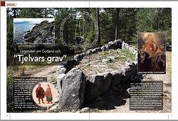 TJELVARS GRAV Legenden om Gotland
