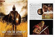 HISTORIA Sparta, här föddes den perfekta krigaren!