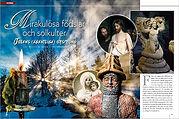 historia: Mirakulösa födslar och solkulter. Julens (egentliga) ursprung; jpg