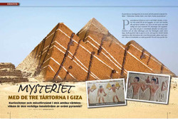 Pyramid Tårta