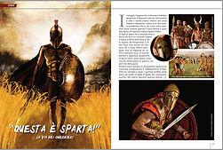 Storia militare: «Questa è Sparta!». La via dei guerrieri