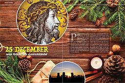 Jesus födelse och vintersolståndet