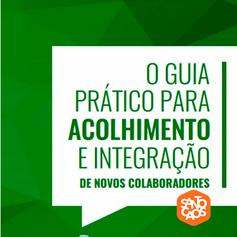 [E-book] Guia Prático para Acolhimento e Integração de Novos Colaboradores