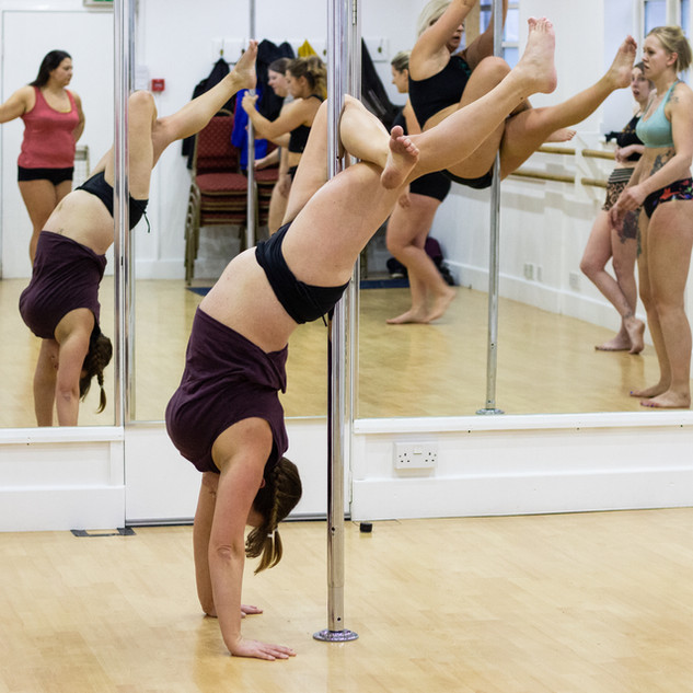 Group Pole Fitness