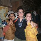 with Reyna and Georgia