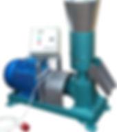 Гранлятор комбкорма и топливых пеллет METALEX