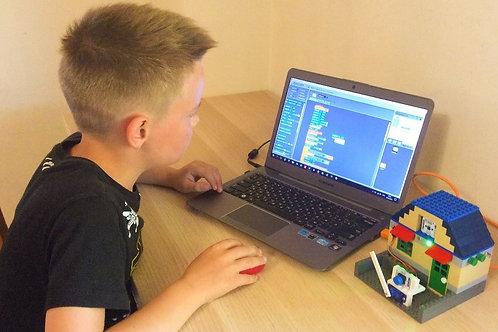 Scratch и робототехника для начинающих – Умный Дом (2)