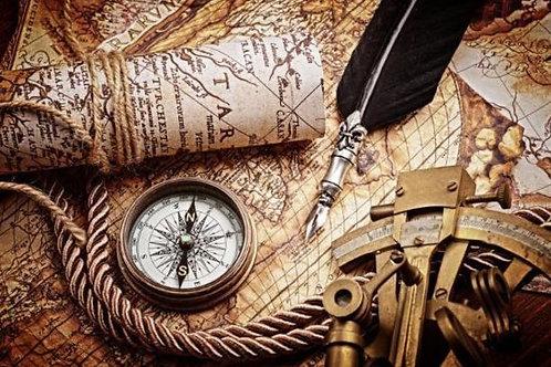 Карты и путешественники