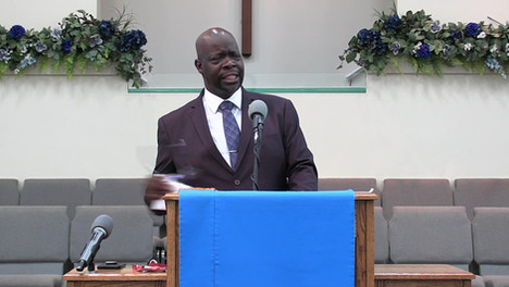 NFMBC 9.20.2020 Sermon