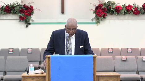 NFMBC 12.13.2020 Sermon